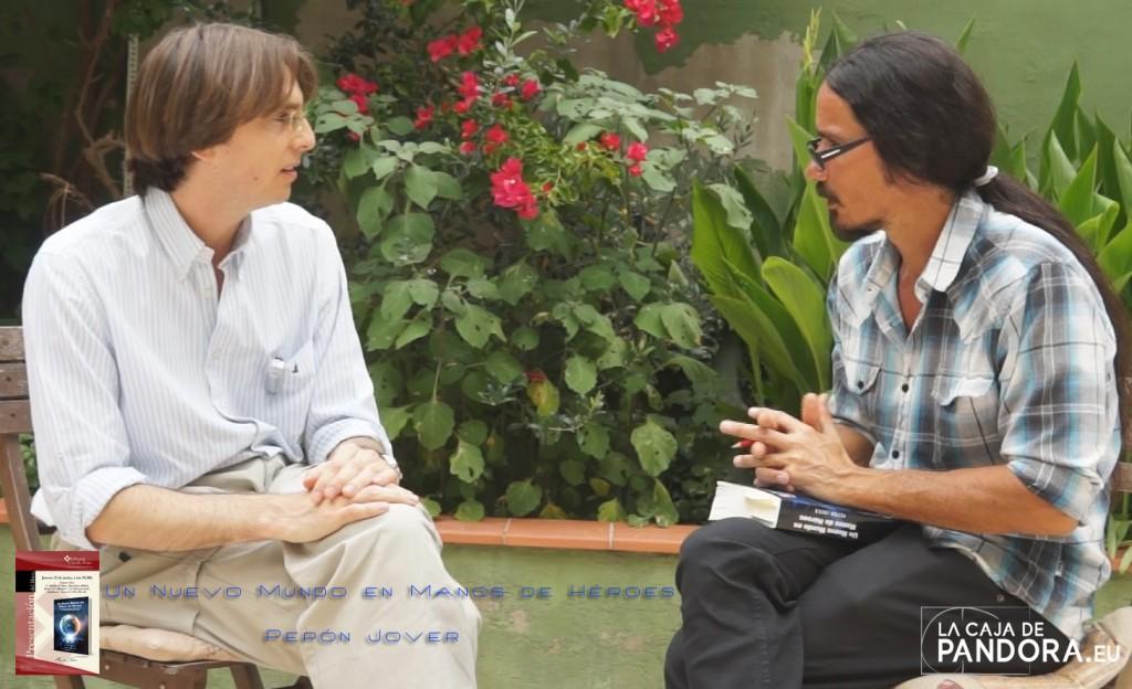 Entrevista Pepón Jover Tote Tamayo Caja de Pandora