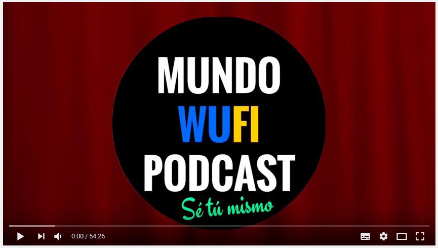 Mundo WUFI con Sergi Rufi, Jordi Wu y Pepón Jover