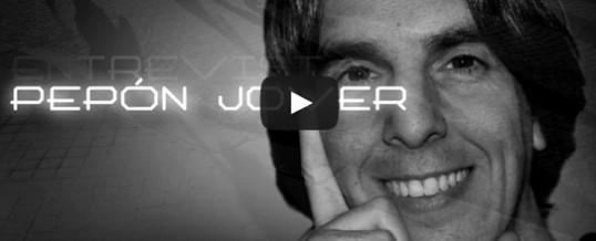 Video de la entrevista a Pepón Jover para la Caja de Pandora